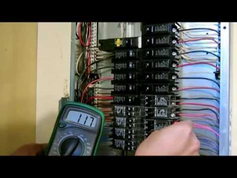 how to repair replace broken circuit breaker electric outlet not working fuse box