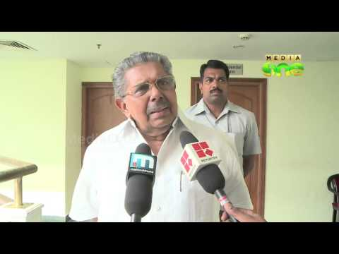 Vayalar Ravi against P.C George