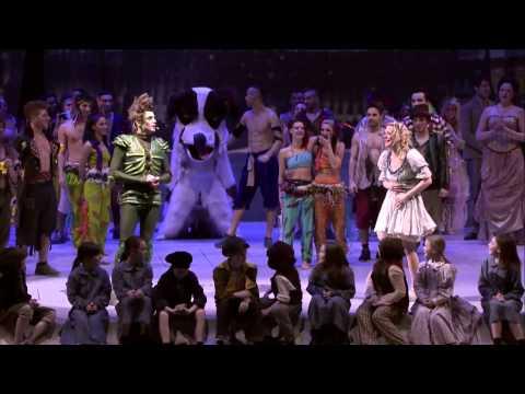 image vidéo Peter Pan demande Wendy en mariage
