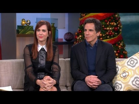 Kristen Wiig and Ben Stiller Take Whirlwind Adventure Across Globe in Latest Film
