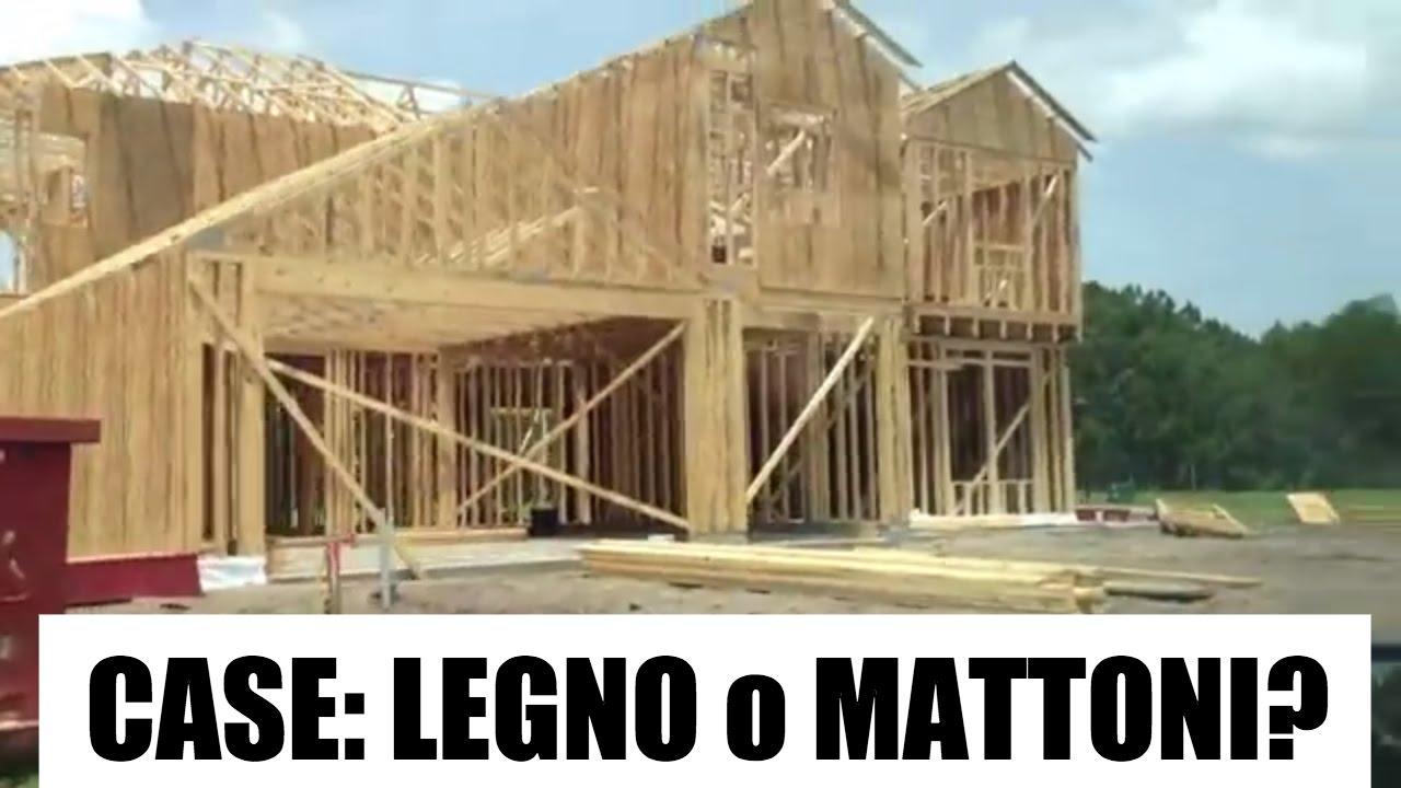 Le case americane di legno solo 2 spanne sopra quelle for Modelli di case italiane