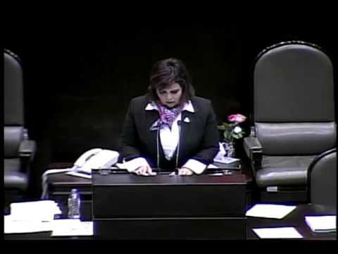 Dip. Elizabeth Vargas (PAN) - Ley del IVA, IEPS, Federal de Derechos e ISR (Reserva)
