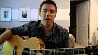 "Worship Guitar Lesson ""Sanctuary"" (Matt McCoy)"