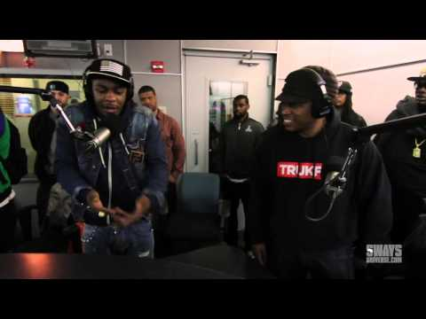 Part 2 King Los Freestyles on Sway in the Morning