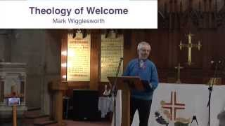 Welcome event - Session 1: Theology of Welcome