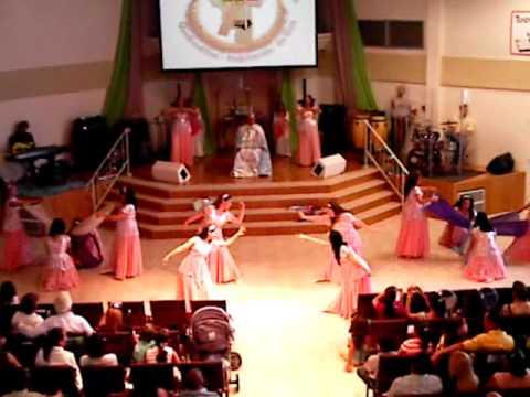 danza cristiana del grupo kairos