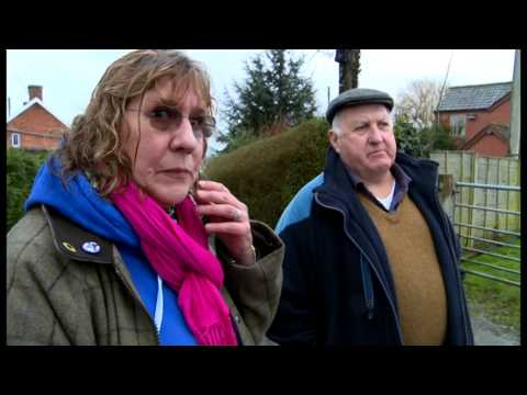 NEWSNIGHT: Filmmaker Olly Lambert travels to the Somerset levels