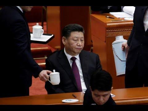 中国两会气氛沉闷诡异,政治安全成主题?(视频)