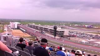 MotoGP Austin 2014 MotoGP Race Start