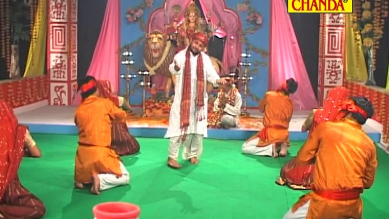 chand singing bharosa rakh mata rani pe - YouTube