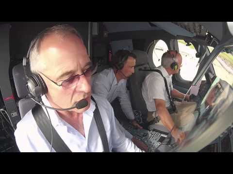 Farnborough 2014: Opening day highlights