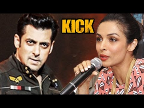 Salman khan KICK Official Trailer | Malaika Arora Khan REACTS