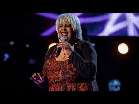 Liz Oki performs 'A Different Corner' - The Voice UK 2014: Blind Auditions 7 - BBC One
