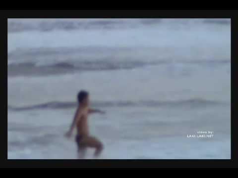 Boy at Gay Cruising Beach Bali
