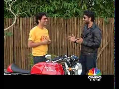 OVERDRIVE On The Line - Siddhartha Lal, CEO Royal Enfield