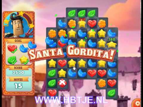 Book of Life Sugar Smash level 6