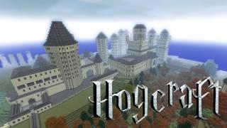 Hogcraft Hogwarts Made In Minecraft [Download Link