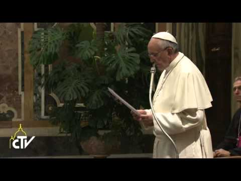 Pope Francis: Fight Anti-semitism with cooperation and dialo