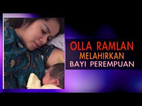 Olla Melahirkan Bayi Perempuan - Hot Shot 17 Januari 2015
