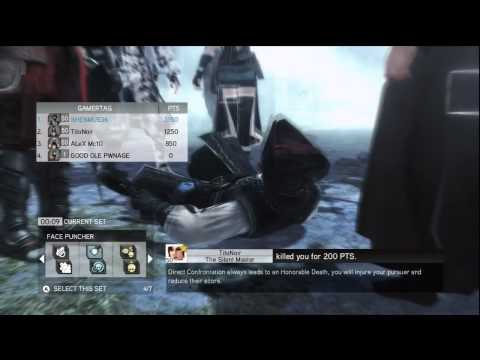 Assassin's Creed Revelations : The Shenterview Featuring Subject 17