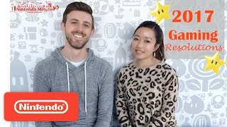 2017 Gaming Resolutions – Nintendo Minute
