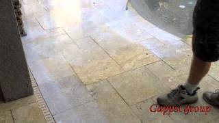 How To Clean And Seal Travertine, Granite And Natural