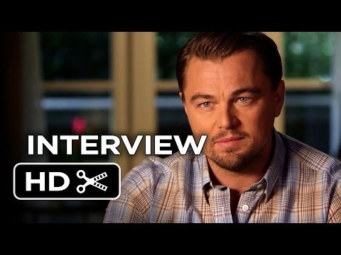 The Wolf of Wall Street Interview - Leonardo DiCaprio (2013) - Martin Scorsese Movie HD