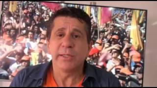 David Martins comenta o 1º de Maio da Força Sindical