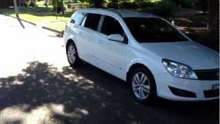 Holden Astra CDX wagon for sale 2007