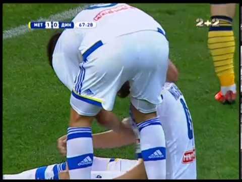 Металіст Харків - Динамо Київ 3:0 (Огляд матчу)