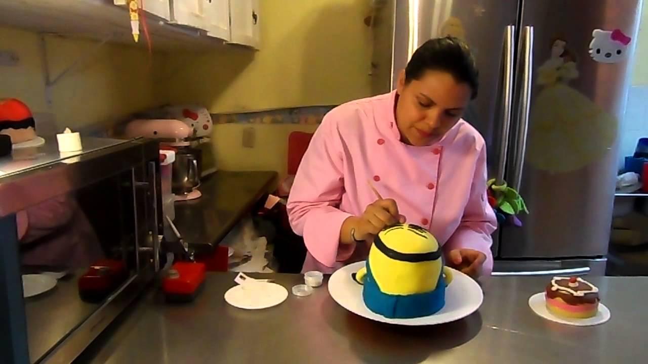 Torta De Los Minions