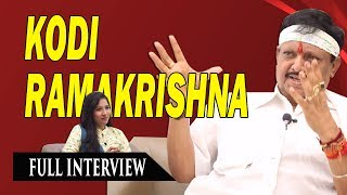 Director Kodi Ramakrishna Exclusive Interview