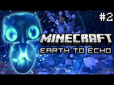 Minecraft: Earth to Echo Mini Game w/ Syndicate