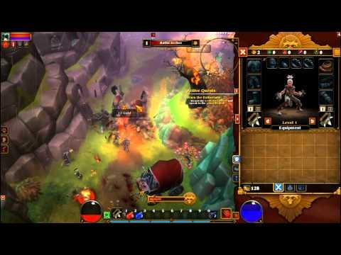 Обзор Бета-версии Torchlight 2 (+Конкурс)