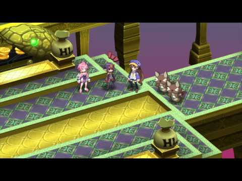 Disgaea 4 DLC (US) - The Fuka &amp; Desco show pt.3
