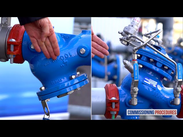 How to Commission and Calibrate a Single Stage Pressure Reducing Station 720