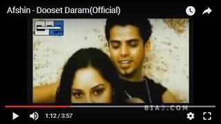 Afshin - Dooset Daram