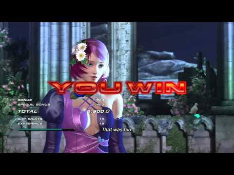 Tekken Revolution (Alisa Arcade Gameplay)
