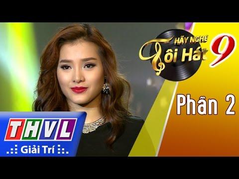 THVL | Hãy nghe tôi hát 2017 - Tập 9 (Phần 2): Danh ca Phương Dung