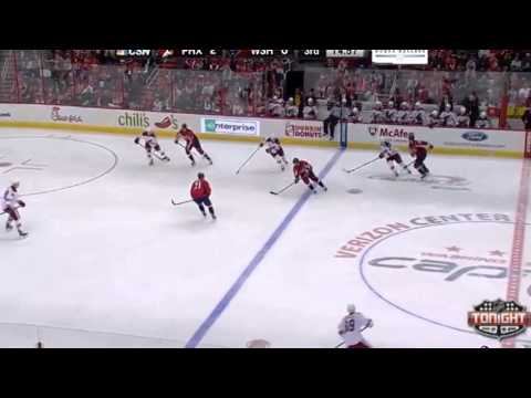 Mike Smith Save : Phoenix Coyotes v Washington Capitals : March 7 2014