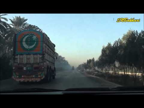 Travelling through Khairpur