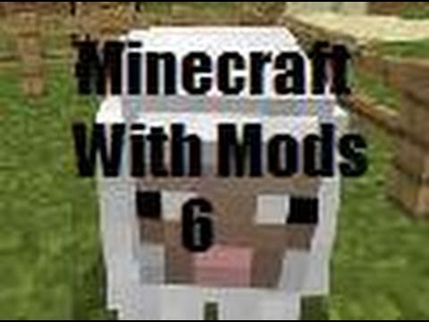 Minecraft with Mods Ep.6: A very odd cave...