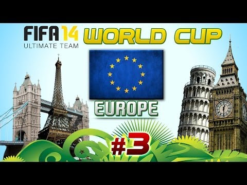 FIFA ULTIMATE TEAM WORLD CUP: Europe #3