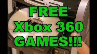 Where To Download Free Xbox 360 Games Copy / Burn