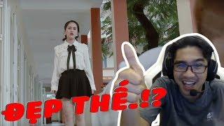 """PEW REACTION ĐẠI CA LỚP 12A - VANHLEG :""""NGƯỜI GÌ MÀ ĐẸP NHƯ TIÊN THẾ !?"""""""