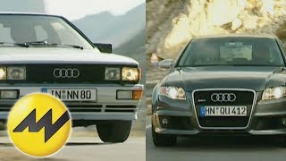 D MOTOR - Audi RS4 videos