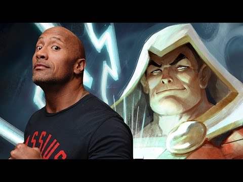 Dwayne Johnson Seemingly Confirms DC Role