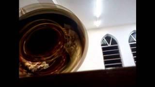 CCB Hino 134 Comunhão Da Igreja, Trombone E Trompete