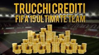 TRUCCHI E CHEATS CREDITI FIFA 15 COINS ULTIMATE TEAM