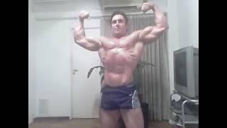 Fisiculturista Natural Diego Argentina